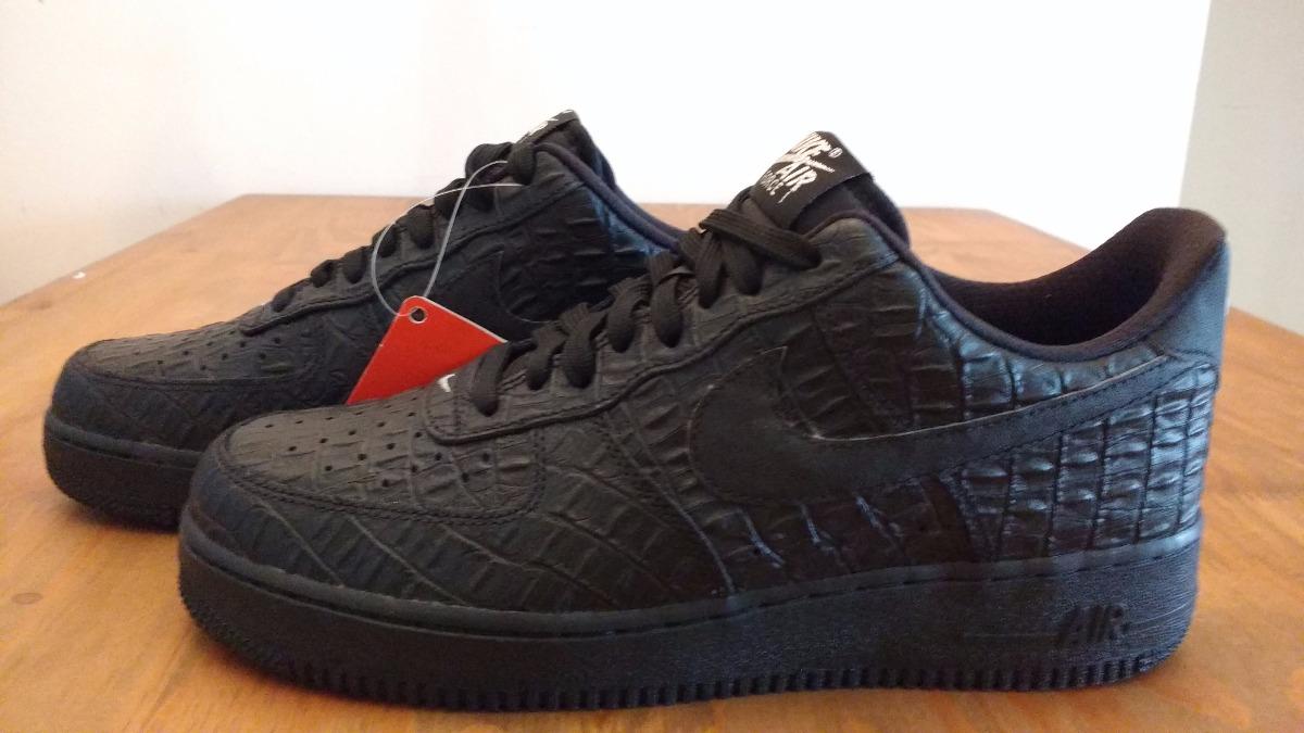 pretty nice 37185 275b2 Tenis Masculino Nike Air Force 1 Mid 7 Lv8 Preto