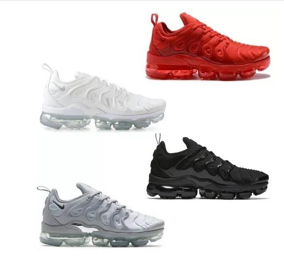 ba519042d7 Tenis Masculino Nike Air Max Gel Bolha Vapormax Plus Vm - R 914