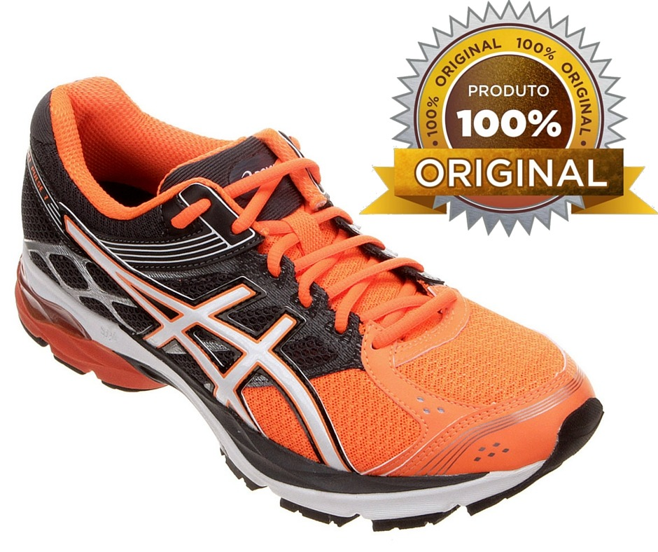 370cf0d7047 tenis masculino original asics gel pulse 7 caminhada corrida. Carregando  zoom.