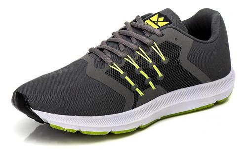 tenis masculino para correr caminhar passear novo leve