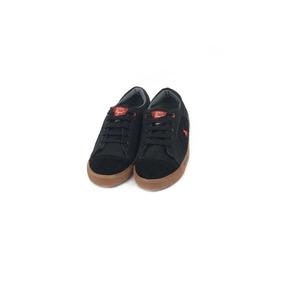 f1c6416d15 Polo Ralph Lauren Feminino 35 - Tênis Urbano Preto com o Melhores ...