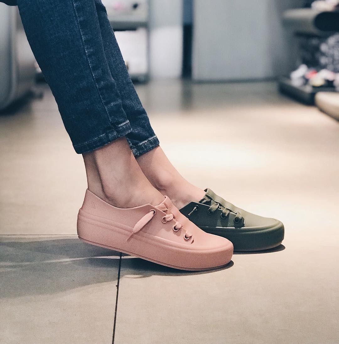 9b76b89c88 tenis melissa rosa pump ulitsa sneaker. Carregando zoom.