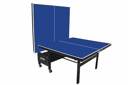 tenis mesa ping pong pro dobrável 1084 + kit raquetes c/rede