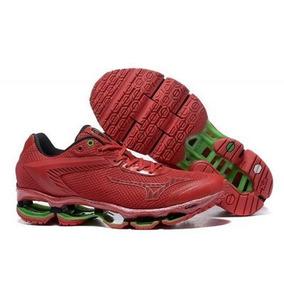 2271a8809ee87 Mizuno Prophecy 1 Vermelho Masculino - Calçados, Roupas e Bolsas no ...