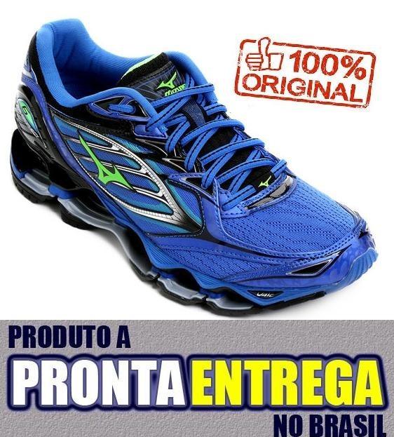 91ba108671 Tenis Mizuno Prophecy 6 Pro 5 Pro 7 Original Envio Em 24h - R  599 ...