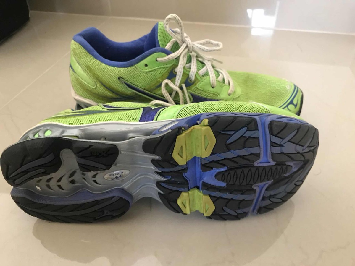 tenis mizuno wave creation 14 tam 38. Carregando zoom. 0dcc1afc14bd3