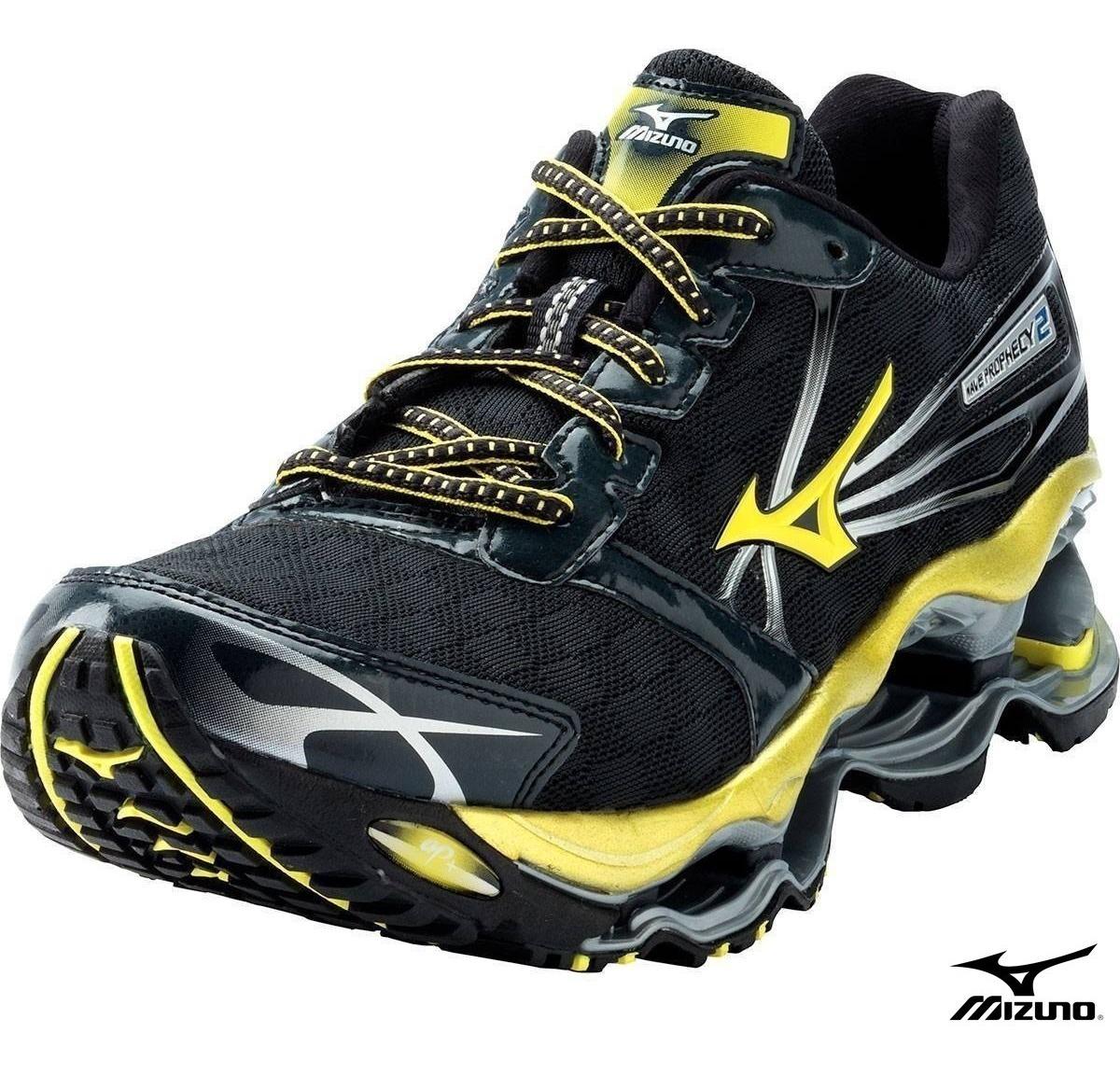 separation shoes 927d1 8c259 Tenis Mizuno Wave Prophecy 2 Masculino Importado