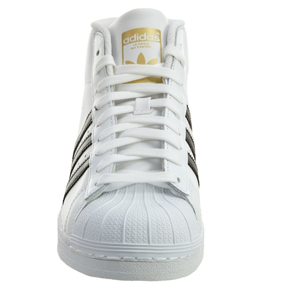 Tenis Mujer adidas Originals Pro Model Superstar Bota Blanco