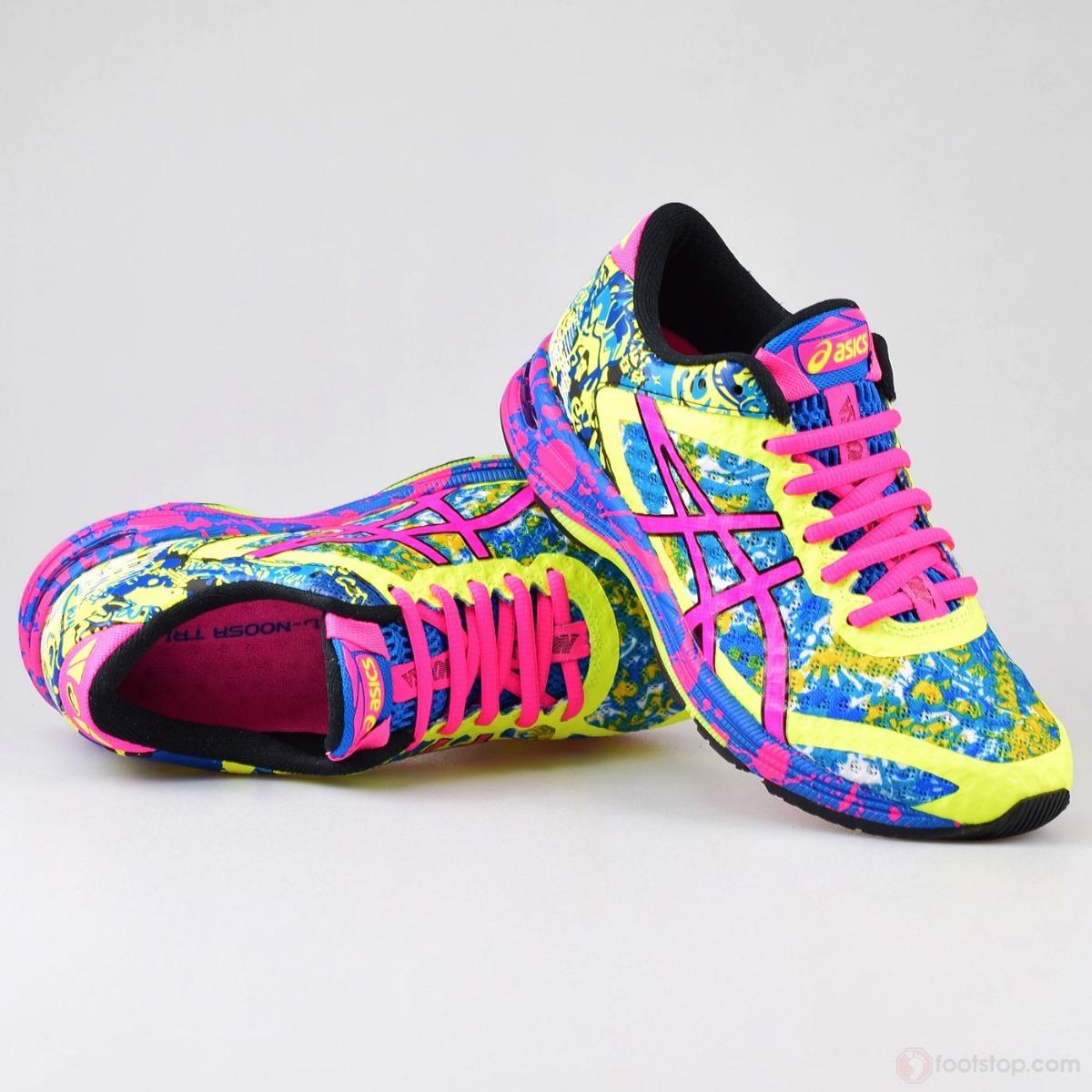 Tenis Mujer Asics Gel Noosa Tri 11 T676n 0720 Running Correr
