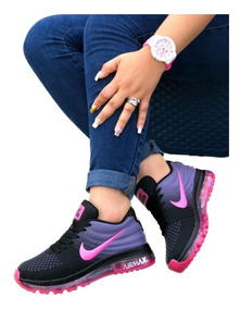 Tenis Mujer Nike Air Hermoso Calzado Dama Envío Gratis