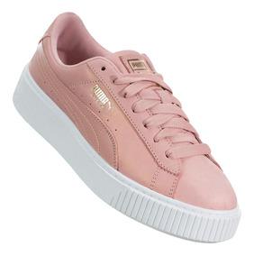 2tenis puma mujer rosa