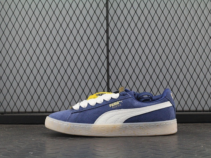 online store 7d907 0f066 Tenis Mujer Puma Suede Classic Bboy Fab Azules Gamuza Casual