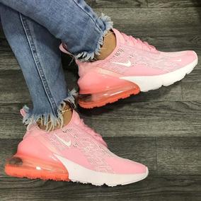 zapatillas nike con camara de aire mujer