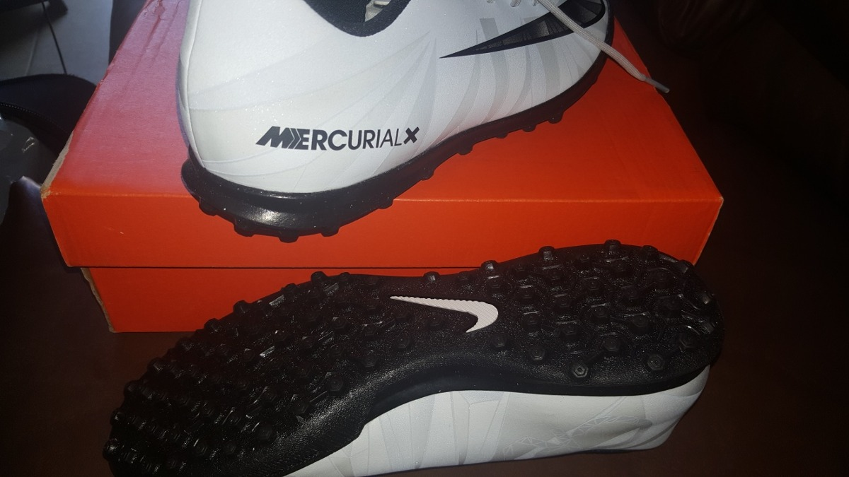 Tenis Multitaco Nike Mercurial Lx Vortex 3 Cr7 Tf -   1 8a2036ff145ca