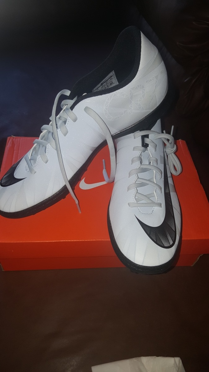 0857678ea13e1 Tenis Multitaco Nike Mercurial Lx Vortex 3 Cr7 Tf -   1