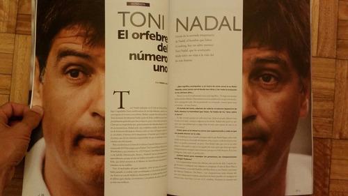 tenis mundial revista número 27 año 5 tony nadal
