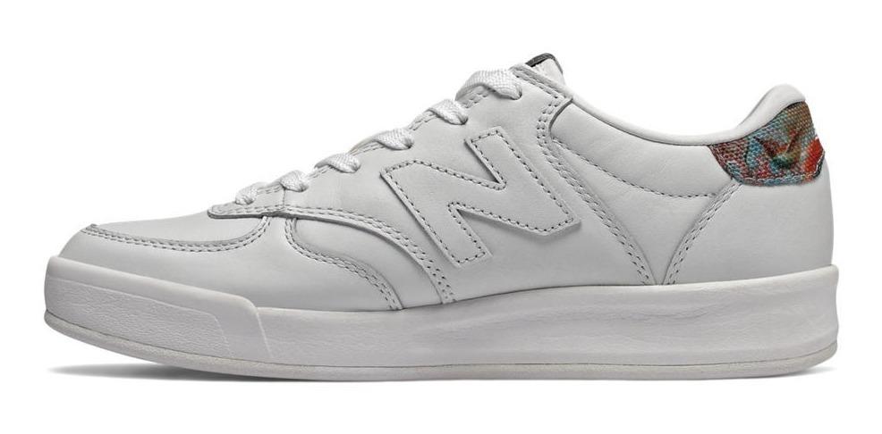 new balance 300 leather white mujer