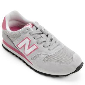 0eac949e633 Tenis New Balance 373 Cinza Claro - Calçados