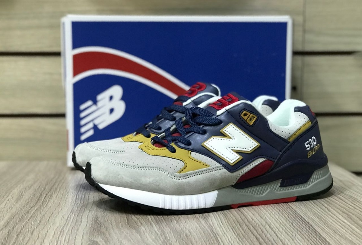new balance hombres 530