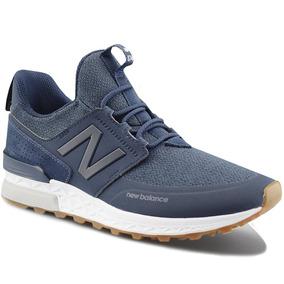2c841e3a0e7 Tenis New Balance 574 Preto E Cinza - Calçados