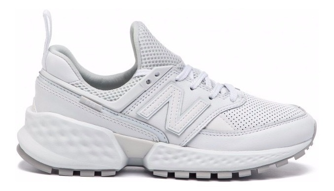 new balance 574 sport white