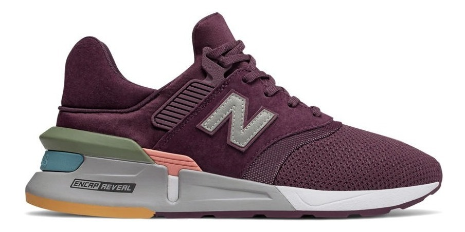 Tenis New Balance 997 Sport Components Hombre-estándar