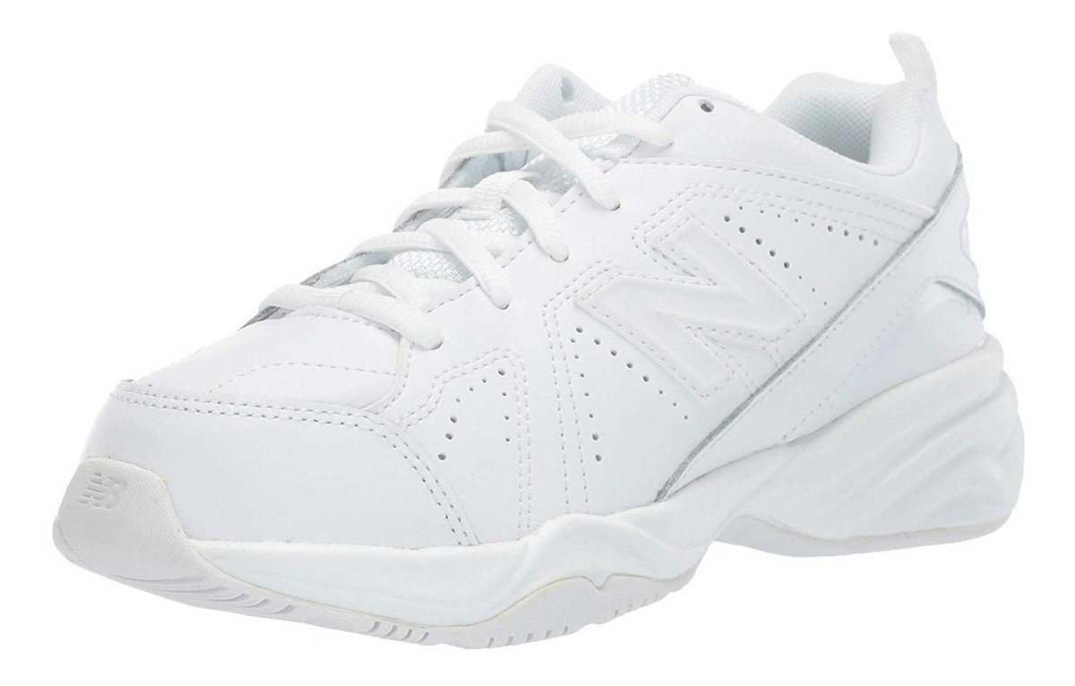 tenis new balance blancos