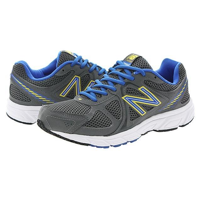 bdb7a09597e Tenis New Balance Running Course Ref m480gb4 Cinza azul amar - R ...