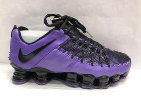 cc2113e1a50 Tenis Nike 12 Molas Masculino-feminino Original Barato D+