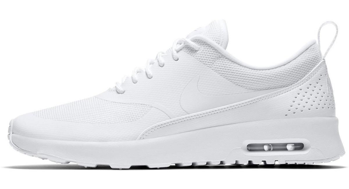 Tenis Nike 2019 Air Max Thea | Hombre Blanco 599409 115