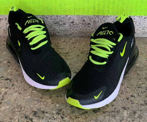 tenis nike 270 varios colores // nike air