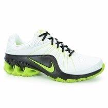 b68c8ae7b4 Tenis Nike 599106 102 Branco preto verde Impax Atlas 4sl - R  369