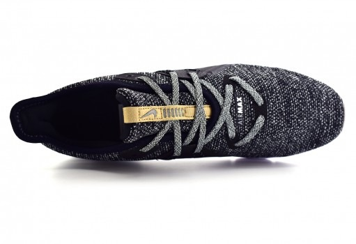 Zapatillas Nike Hombre | Air Max Sequent 3 BLACKWHITE DARK GREY | Lapso