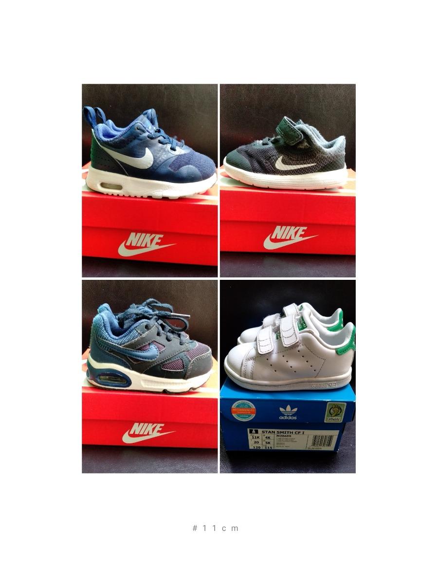 300 Originales Para Niño Nike Talla11cm1 Tenis 00 Adidas rtshQCd