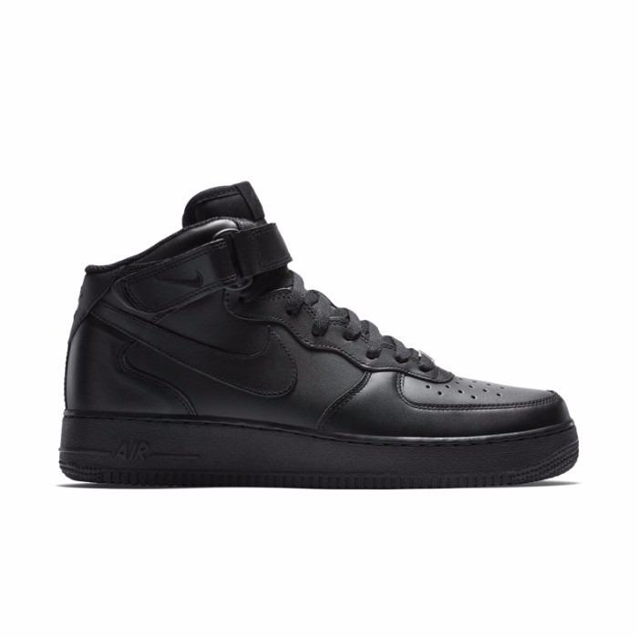 379abfeae5497 ... tenis nike af1 air force one negro bota original ...