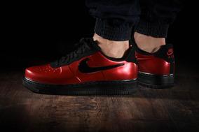 best service bc19b 00fb3 Nike Barkley Foamposite - Ropa, Bolsas y Calzado Rojo en ...