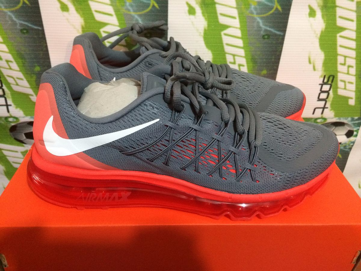 Tenis Nike Air 100% Originales Air Max 2015 Profesional