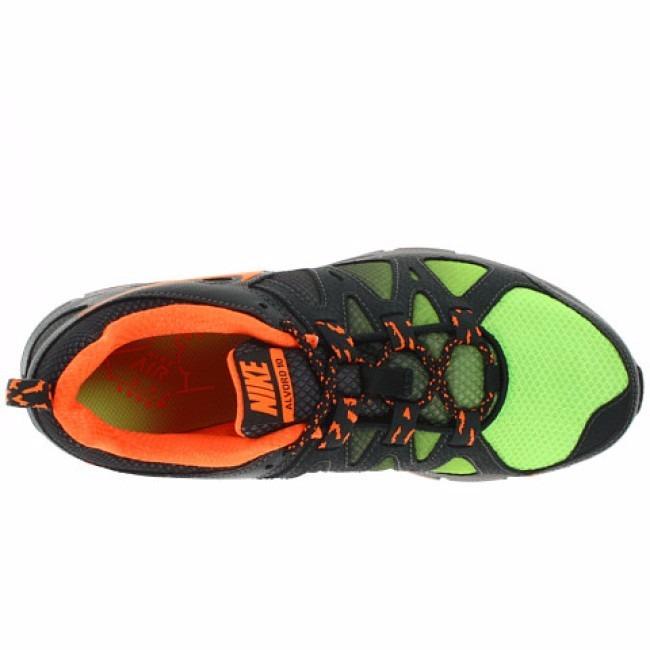 b5582bef9e2 Tenis Nike Air Alvord 10 Trail Nuevos En Caja Verde-naranja ...
