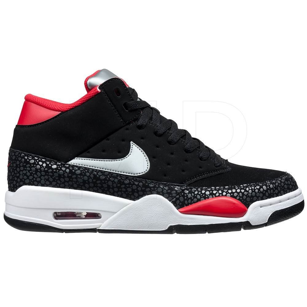 0a609546f9c tenis nike air flight classic negro   27 mx original. Cargando zoom.