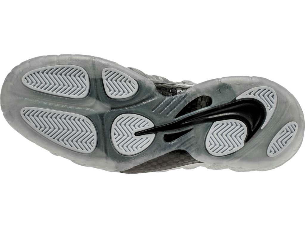 788172c2aae tenis nike air foamposite pro silver 616750-004 johnsonshoes. Cargando zoom.