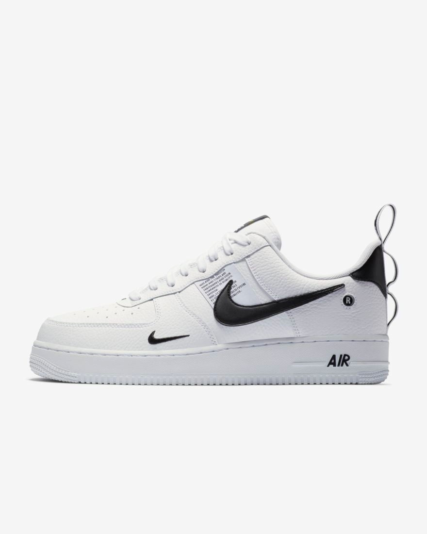 new product 08f38 5ea20 tenis nike air force 1 07 lv8 utility blanco 2019. Cargando zoom.