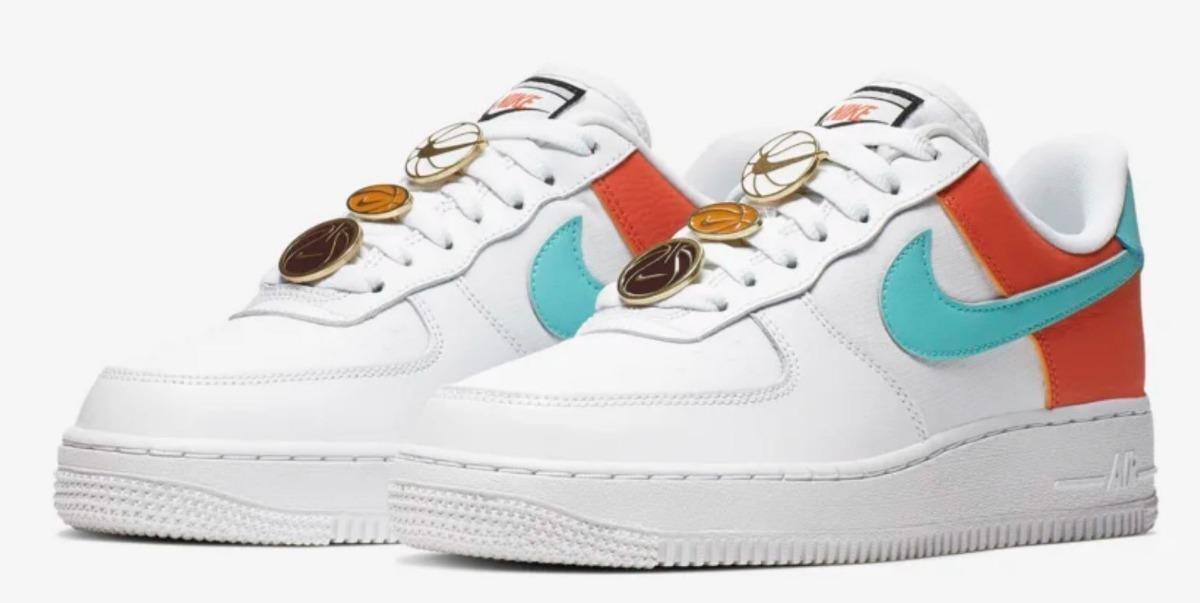 Zapatillas casual de mujer Air Force 1 '07 SE Premium Nike