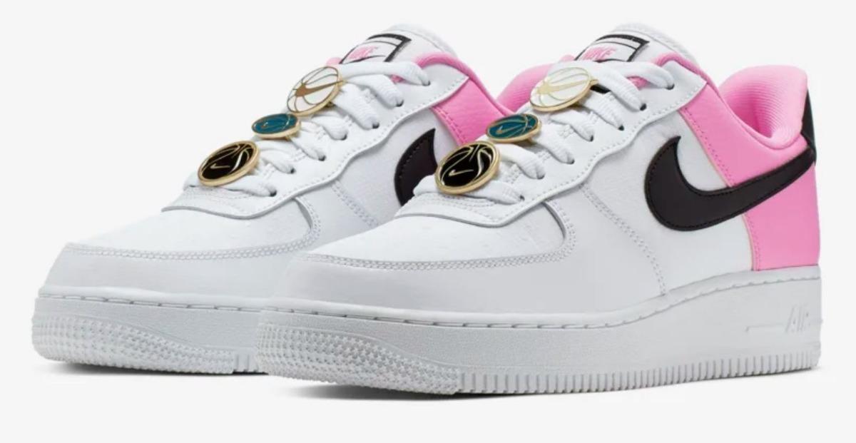 Tenis Nike Air Force 1 '07 Se Premium Mujer Af1 # Aa0287 107 ...