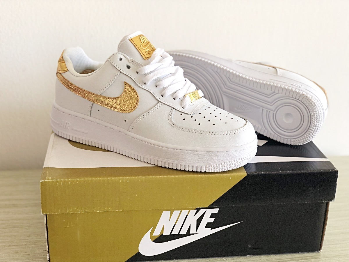 Tenis Nike Air Force 1 Cr7