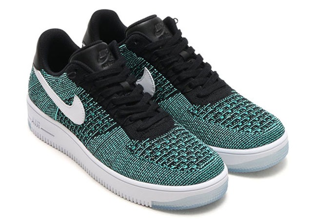 france nike air force 1 flyknit low cool grå 1d820 7479b