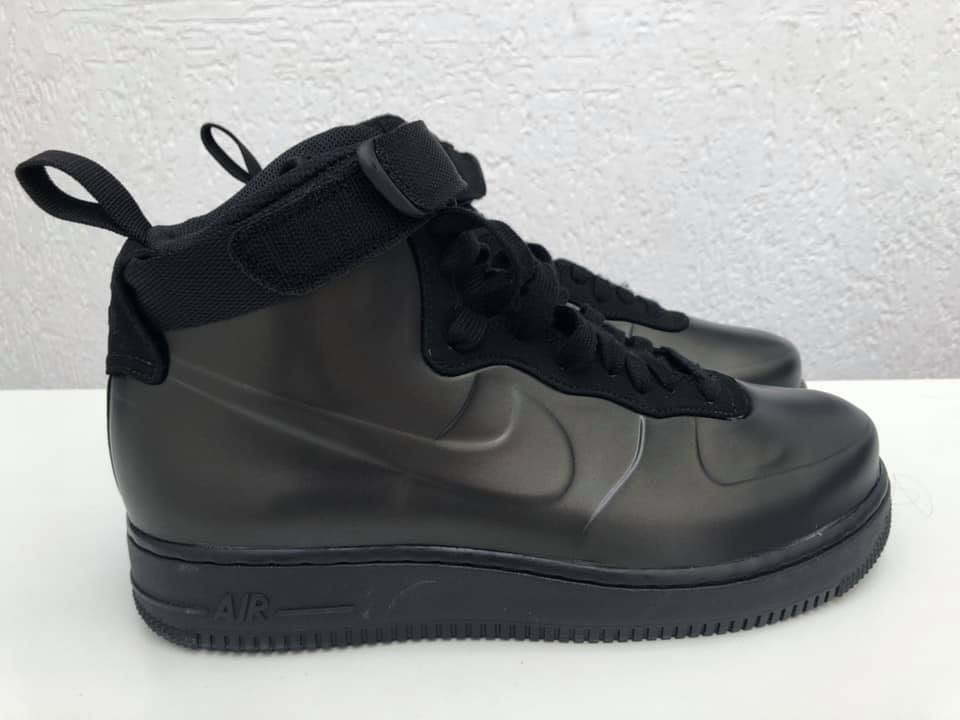 cheap for discount 83244 56e9c Tenis Nike Air Force 1 Foamposite Cup Original Preto