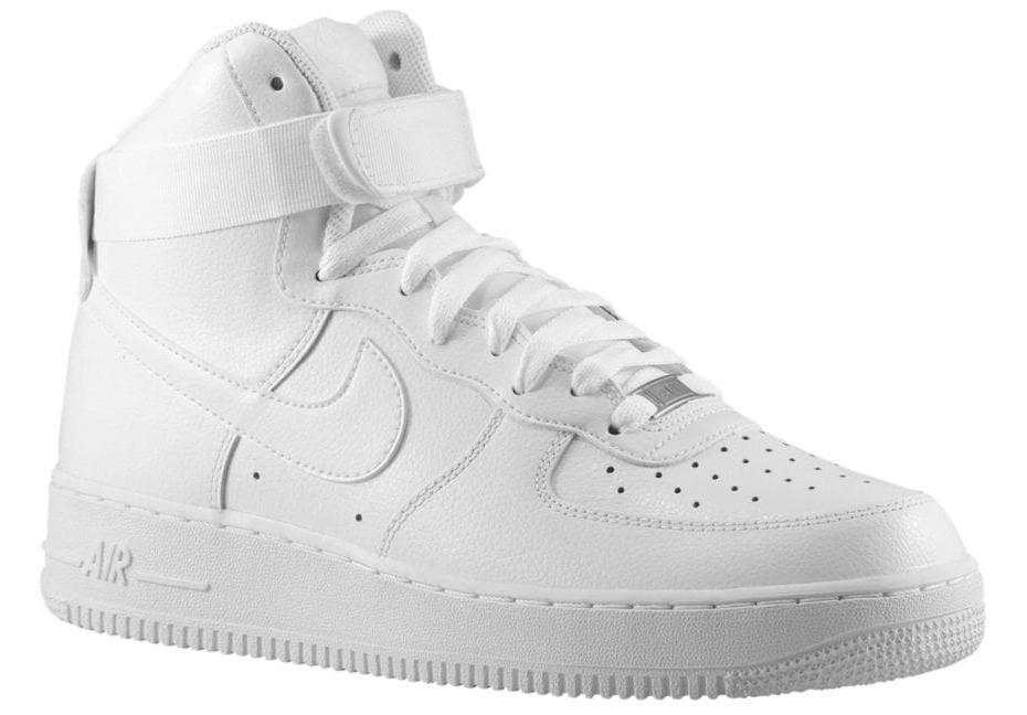 Tenis Nike Air Force 1 High Blanco Fl