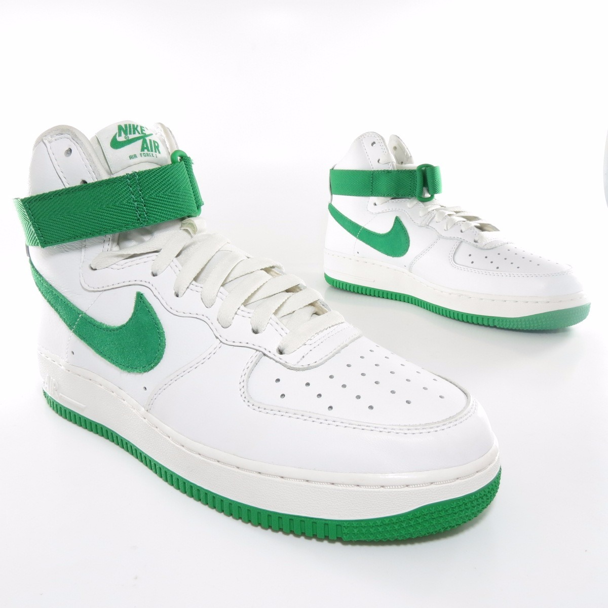 962a2b8321e ... promo code for tenis nike air force 1 high branco verde. carregando zoom.  shades