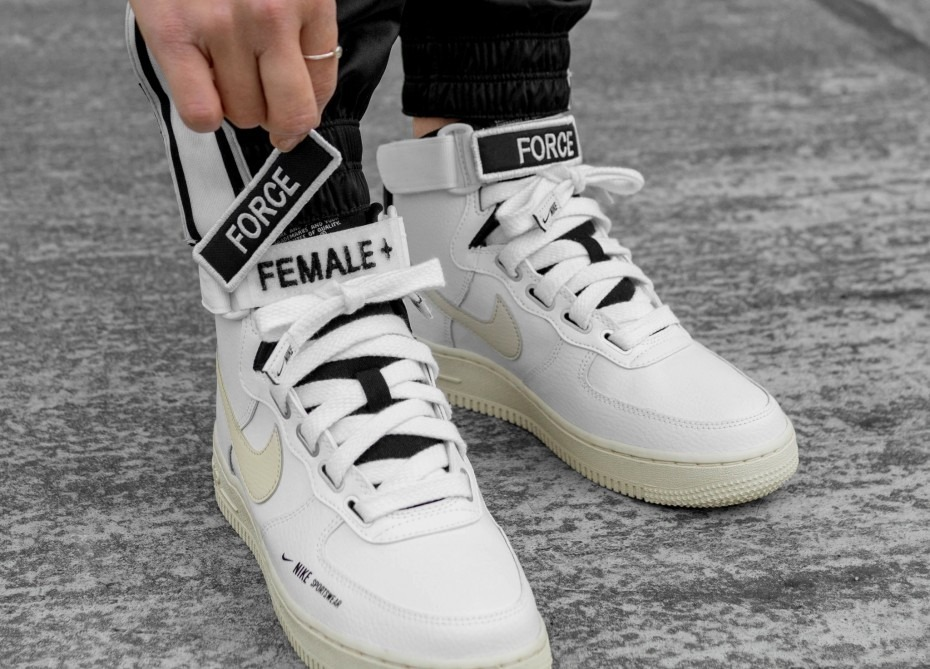 1acd256bc tenis nike air force 1 high utility wmns 100% originales. Cargando zoom.