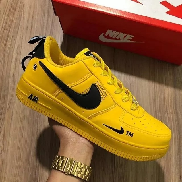 5281a8c745 Tenis Nike Air Force 1 Low Of Masculino Lancamento 2019 - R$ 49,00 ...
